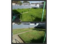* Lawn mowing - Fencing Local gardener - Gardening services - Hedge Grass cutting - Garden tidy up