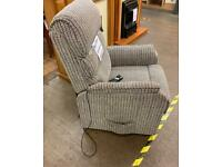 Nearly New Rise and Recliner Chair