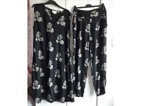 Masai Set - Dress and Trousers - Excellent Condition