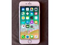 iPhone 7 Silver 32gb immaculate, as new - Unlocked with Apple Warranty