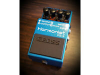 Boss Harmonist PS6 Boxed. Great, versatile pedal.