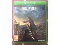 Final Fantasy XV Xbox One - Day One Edition
