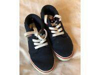 Boys Lacoste shoes. kids Size 10. Original Price £34.99. Bargain. Hardly Worn.
