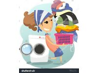 Professional Laundry, Washing and Ironing service, Pick-up and drop-off.