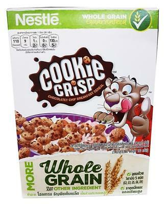 Nestle Cookie Crise Chocolate Chip Breakfast Cereal Whole Grain Best Seller (Best Whole Grain Chips)