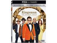 Kingsman 2 The golden Circle 4k
