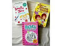 3 Books for 7+