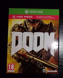 Doom with UAC - New - used once