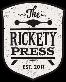SOUS CHEF - OXFORD - LIVE IN AVAILABLE - THE RICKETY PRESS - 24k + TRONC