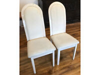 Next Dining Chairs x 2