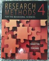Research Methods & Lab Guide (Gravetter,Forzano)