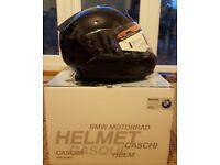 BMW System 7 motorcycle helmet. Size 58/59. BNIB