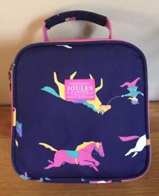 Joules Pony Print Lunch Box