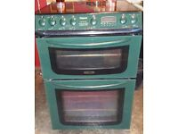 Hotpoint Electric Cooker.