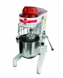60 lt Planetary Mixer with Speed Control