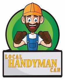 Local Handyman Can do anything :-)