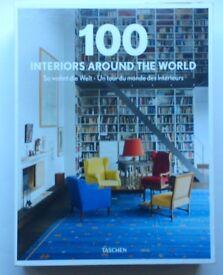 100 Interiors around the World, Taschen