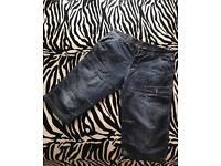 Matalan length jeans short