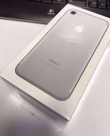 Apple iPhone 7 (Latest Model) - 128GB - Black (Vodafone) Smartphone.NEW-SEALED