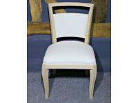 Ben Whistler Cotton Chair - Ex Display - RRP 530