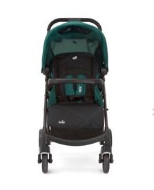 Brand new Joie travel system (Joie pushchair and car seat