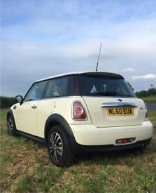 Mini one (low mileage)