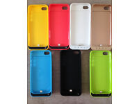 Brand New Original 4200mAh Backup Battery Case Cover for iPhone 5,5C,5S (min Order 10pcs)