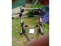 Halfords High Mount 3 Bike Carrier. Good as new only used twice.