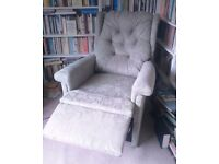 Armchair - Rise and Recline