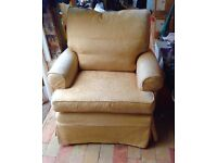 Multiyork Armchair, Removable Covers or Upholstery Project