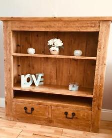 Rotherwood Solid Wood Bookshelf
