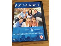 Friends Series 8 Episodes 21-23 on DVD Classic!! Where Rachel has the baby!!