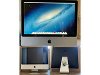 """CHEAP FAST Apple iMac 2007 A1224 CORE 2 DUO 20"""" - 320GB HDD - 4GB RAM GOOD CONDITION"""