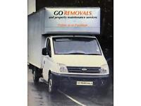 House & office Removals / single items / van & driver / long distance/ clearances / cleaning service