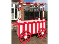 Sweet carts for hire 🌈🌈 £50 dry hire ( white or grey cart only )free local delivery to le4