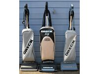 Oreck Vacuum Cleaners x 3