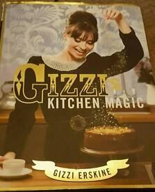 Gizzi's Kitchen Magic recipe book