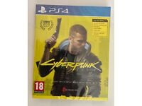 Cyberpunk 2077 PS4 & PS5 - new/sealed