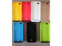Brand New Original 4200mAh Backup Battery Case Cover for iPhone 5,5C,5S (min Order 10pcs)
