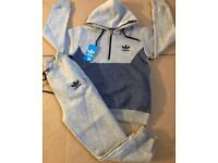 Kids Addidas Full Tracksuit age 7-8 years old