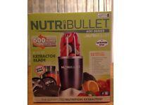 Brand new Nutribullet 600 - great Xmas present