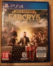 Far Cry 5 Gold Edition + SEASONAL CODES
