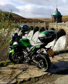 Kawasaki versys 650 gt se
