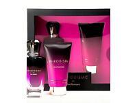 Perfume and body lotion girl set