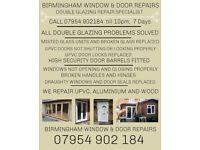 BIRMINGHAM WINDOW & DOOR REPAIRS