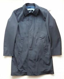 Hugo Boss Raincoat, Navy Blue