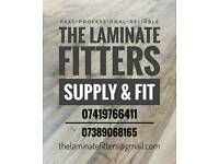 The Laminate Fitters Supply & Fit