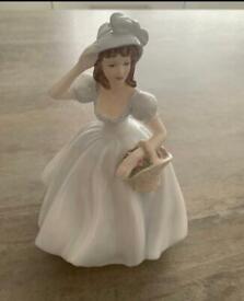 Coalport Lady - Christina