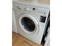 Siemens Bosch IQ300, 8kg load capacity 1200 spin washing machine A+ energy rated