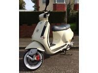 Piaggio Vespa ET4 125cc 12 Months MOT